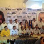 En conferencia de prensa con @Jesus_ZambranoG @Luis Gerardo Romo Fonseca #PRD #RescatemosZacatecas @PRDZacatecas pic.twitter.com/BZvp6kEZmw