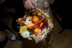 Flower girl basket 1