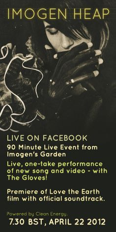 """""""Me The Machine"""" Live Event - - In One Hour and 30 Minutes"""