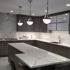 10 Best Gray Quartz Countertops Images Kitchen Ideas House