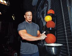 John Cena: Six Weeks to More Size and Strength