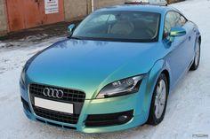 blue-green-chameleon-Audi TT