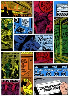 by Jim Steranko - from Captain America