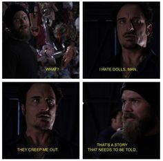 Tig & Opie // Sons Of Anarchy // This Is One Of The Reasons Why Tig Is In My Top 3 Sons ... He's Just So Darn Hilarious!