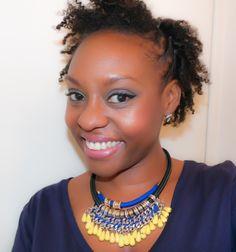 #AFROLIFE / YOUTUBE : Mon twist-out chez MIX BEAUTY | Afrolife de Chacha
