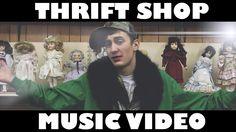 THRIFT SHOP - MACKLEMORE [Clean Music Video]