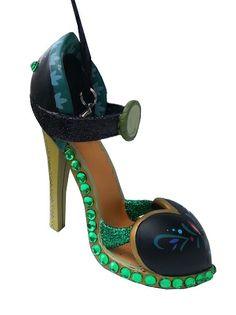 Disney Shoe Ornament - Frozen - Anna