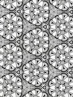Kaleidoscope Wonders Color Art for Everyone Creative entertainment is yours to enjoy when you color projects found in Kaleidoscope Wonders Color Art for Everyon