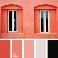 Great collection of Contrasting Palettes with different shades. Color ideas for home, bedroom, kitchen, wall, living room, bathroom, wedding decoration | Page 21 of 98.