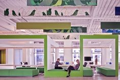 Modern (NWOW) offices - heel artikel