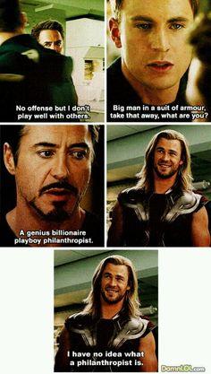 <3 Avengers