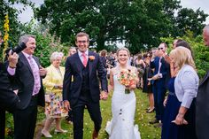Jenn & Marc's wedding at Micklefield Hall in July 2016. Photography by Sarah Legge Photography