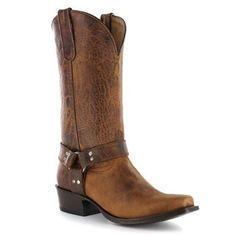 Moonshine Spirit Men's Harness Boots | Boot Barn