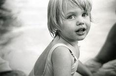 Angelina Jolie; photographer unknown.
