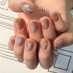Soft Nails, Glam Nails, Nail Manicure, Simple Nails, Cute Nail Polish, Cute Nails, Pretty Nails, Nails Now, My Nails