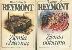 Ziemia obiecana 1/2, Władysław Reymont, PIW, 1985, http://www.antykwariat.nepo.pl/ziemia-obiecana-12-wladyslaw-reymont-p-14807.html