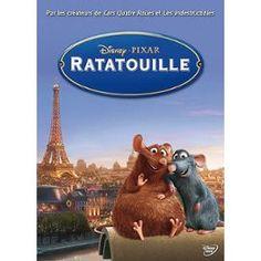 20 - #Ratatouille (dans le classement des 100 films préférés sur PriceMinister)