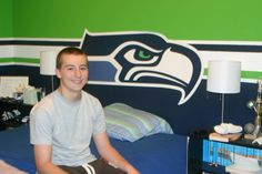 seahawks paint colors  | Email This BlogThis! Share to Twitter Share to Facebook