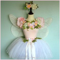 FAIRY COSTUME Sale  Adult Fairy Costume  size by FairyNanaLand, $215.00