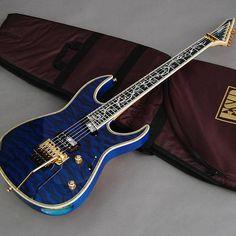 ESP Guitars Edwards E-CY