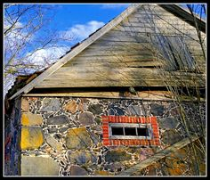 The Window from the Past (Kabli), Häädemeeste, Pärnu County, Estonia. By Jurgis Karnavicius