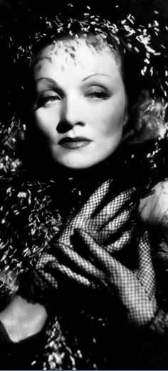 Marlene Dietrich by John Engstead, publicity portrait for the Universal Pictures dramatic-comedy Seven Sinners, Miss Dietrich's costumes in the film were designed by Irene Hollywood Icons, Old Hollywood Glamour, Golden Age Of Hollywood, Vintage Glamour, Vintage Hollywood, Hollywood Stars, Classic Hollywood, Marlene Dietrich, Lili Marlene