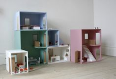 Hase Weiss fantastic dollhouse