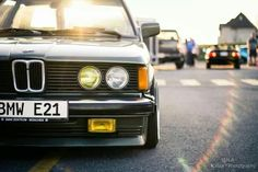 BMW E21 3 series grey