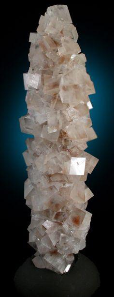 Calcite stalactite.