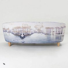 Arlo-Sofa....Venice, Italy. This would be great for vacation home.