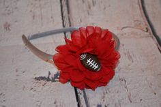 A personal favorite from my Etsy shop https://www.etsy.com/listing/205022039/ohio-state-buckeye-colored-headband