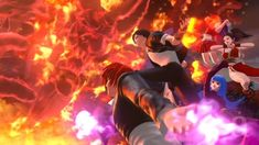 NETMARBLE The King of Fighters Allstar Cinematic Trailer Human Animation, 3d Human, Cinematic Trailer, King Of Fighters, Production Company, Executive Producer, All Star, Concert, Movies