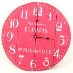 Paris Clock - R259.99
