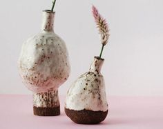 One of a kind vases. Made in Melbourne by Makers General Store.