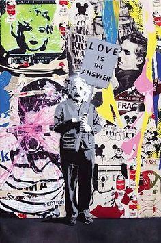Love by Mr. Brainwash - 1966