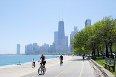 Fun things to do on Lake Michigan in Chicago