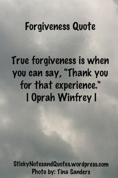 Forgiveness Quote.
