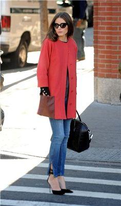 Los mejores looks de enero de 2013: Olivia Palermo