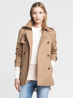 Swing Trench from Banana Republic