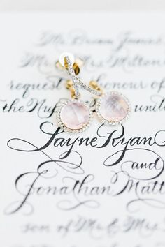earrings   perfect for your wedding day look