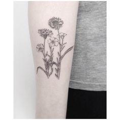 """Jakub Nowicz on Instagram: """" ************************************ #black #tattoo #flowertattoo #finelinetattoo #poznan #jakubnowicztattoo #btattooing #inkstinctsubmission #singleneedle #hk #smalltattoo #fineline #equilattera #inkedgirls #nature #love #la #minimal #design #minimalism #blacktattoomag"""""""