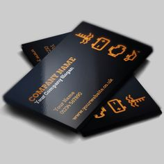 Hard suede business cards rockdesign luxury business card printing rahulbarmon i will design dual sided professional business card for 5 on www colourmoves