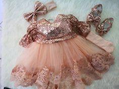 Gowns For Girls, Wedding Dresses For Girls, Flower Girl Dresses, Baby Girl Wedding Dress, Baby Dress, Sequin Dress, Sequin Fabric, Tulle Fabric, Tulle Lace