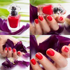 Guerlain La Petite Robe Noire Nail Colour #003 Red Heels