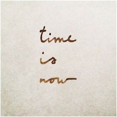 the time is now.. #aritziacleanslate
