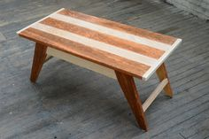 Andy Vasquez - furniture designer and wood working