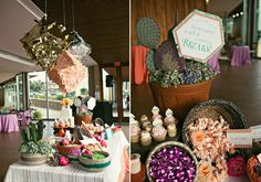 Mexican inspired beach wedding | photo by Amelia Lyon Photography | 100 Layer Cake