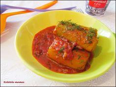 Dovlecei umpluți Curry, Ethnic Recipes, Food, Curries, Essen, Meals, Yemek, Eten