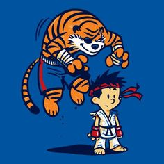 Tiger! by WinterArtwork - Shirt sold on August 7th at http://teefury.com