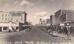 King Street in North Battleford, #Saskatchewan